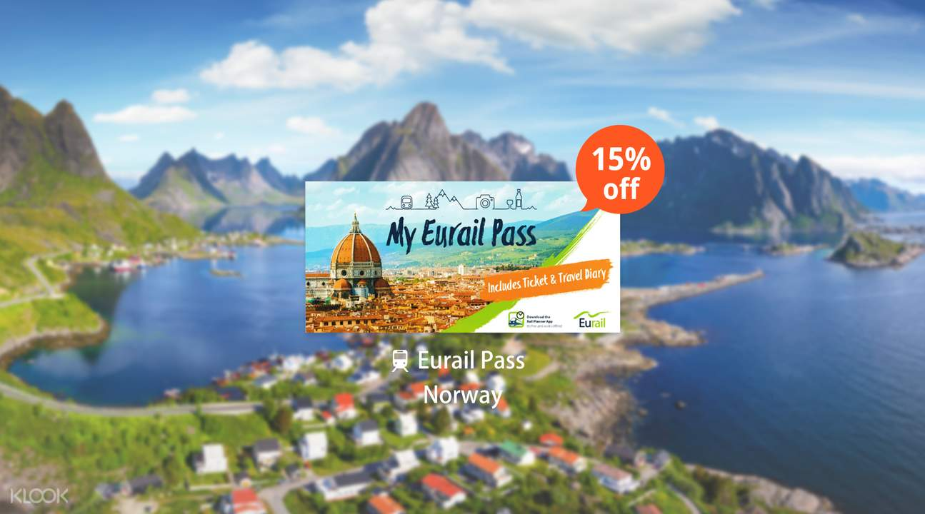 norway eurail pass